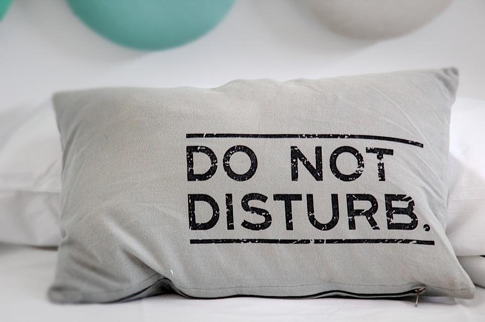 코 고는 우리 남편, 푹신한 베개 괜찮을까?