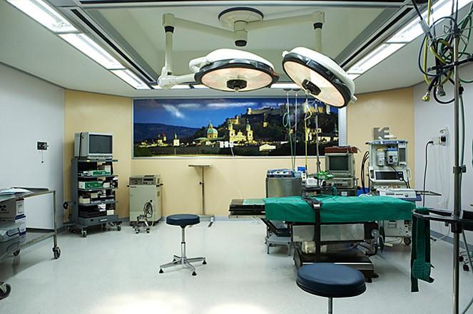 누구에게나 수술실은 두려운 공간