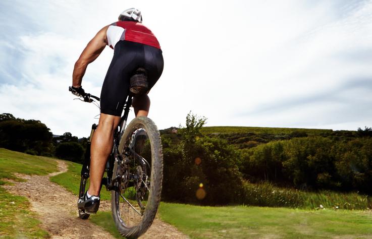 자전거 페달 20년 밟으니 '노화시계' 20년 멈췄다.