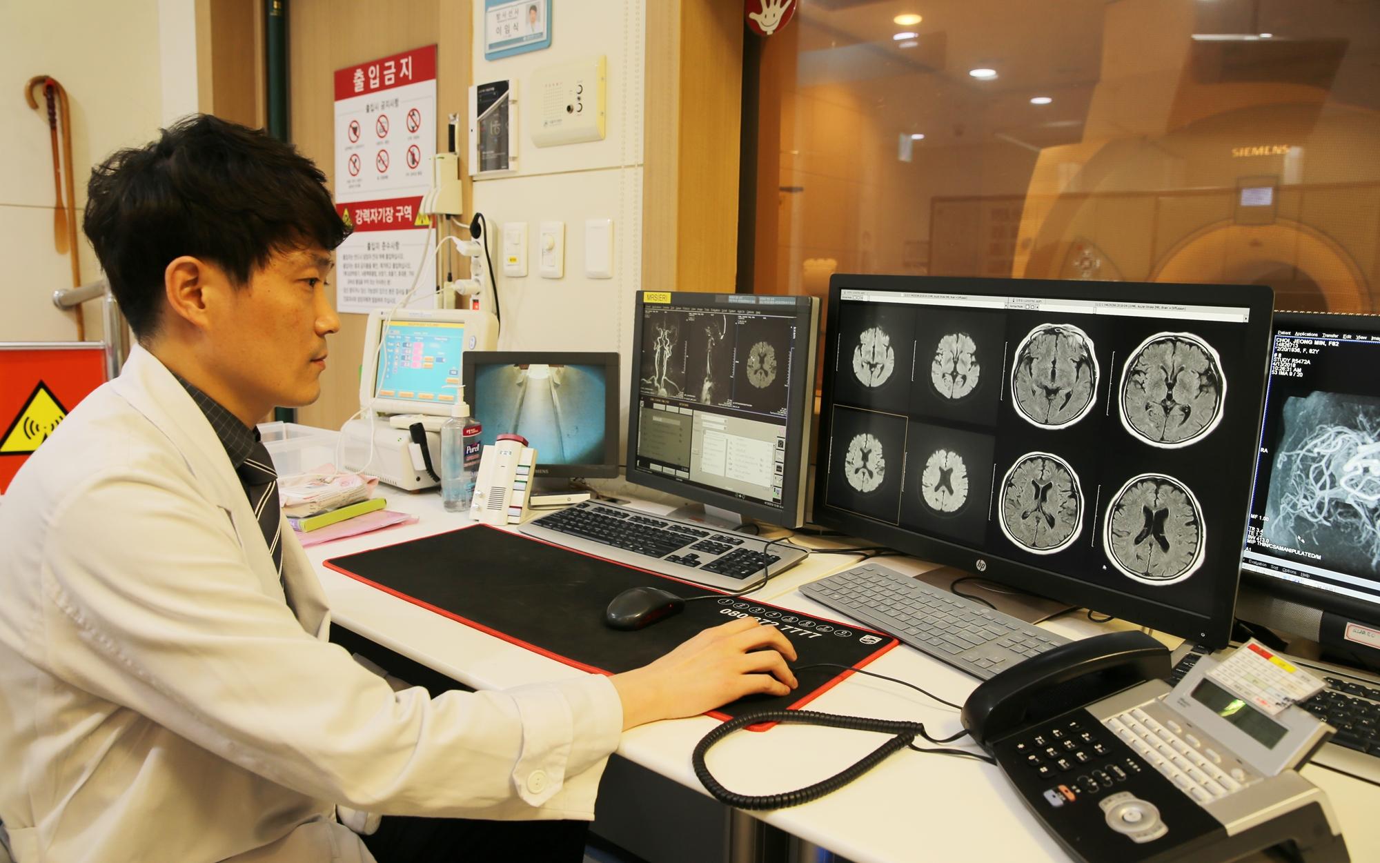일산화탄소 중독 인한 '뇌 손상' 위험'MRI 패턴'으로 예측·대응할 수 있어