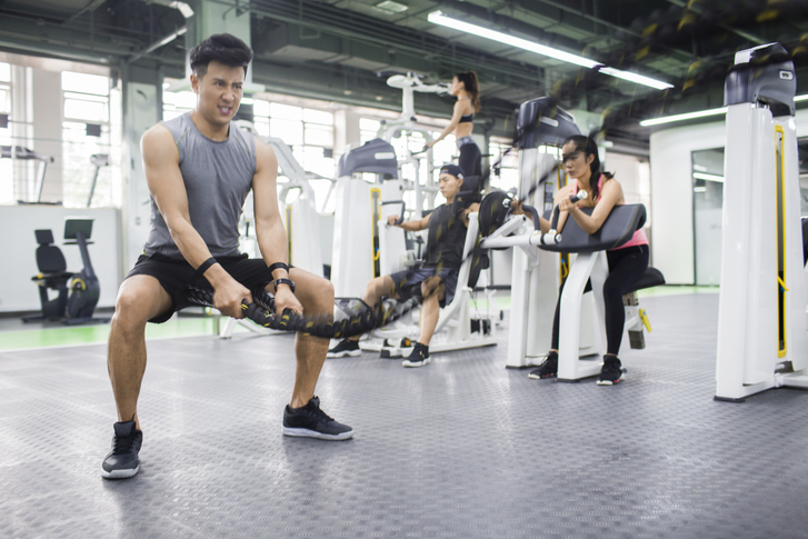 운동 후 근육통, 운동으로 풀다간 근육 녹아요